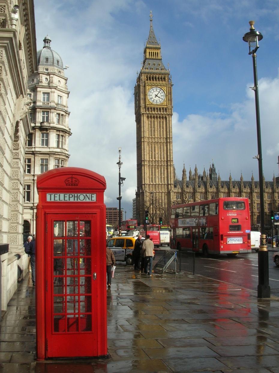 Londres, le temps d'un voyage linguistique