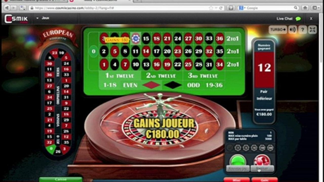 Casino en ligne : depuis chez moi